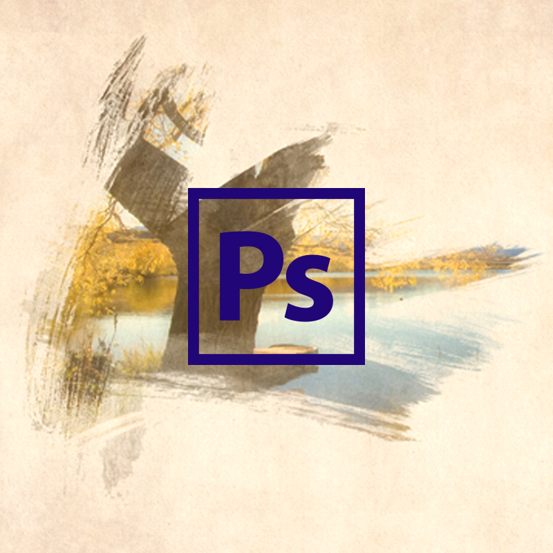 Watercolour effect tutorial